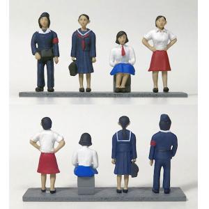 人形セットC【塗装済】 :アルモデル 塗装済完成品 O(1/45〜1/48) D5006|sakatsu