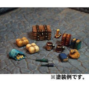 アクセサリーセットE :オーロラモデル 未塗装キット O(1/48)〜1/35 Kt-019|sakatsu