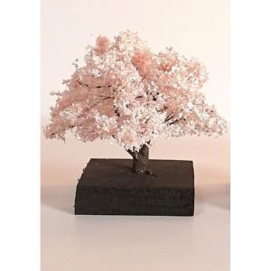 桜 約6cm :木草BUNKO 完成品 ノンスケール SA2|sakatsu