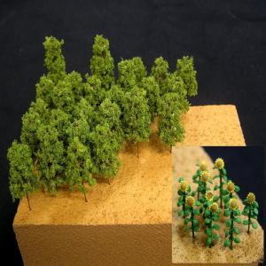 樹木キット :和巧 素材 ノンスケール N-1|sakatsu