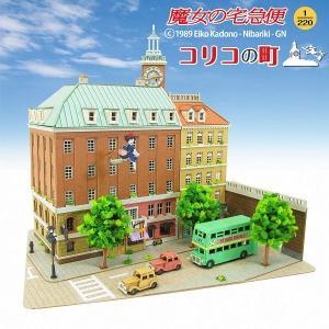 魔女の宅急便 【コリコの町】 :さんけい キット 1/220 MK07-16|sakatsu