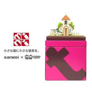みにちゅあーとmini 【小さな教会】 :さんけい キット ノンスケール MP05-10|sakatsu