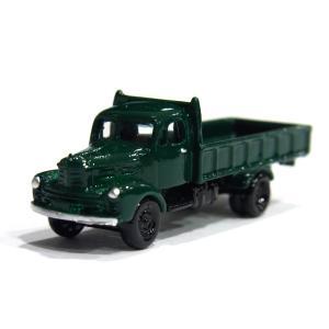 NC-33 いすずボンネットトラック(グリーン) :津川洋行 塗装済完成品 N(1/150)|sakatsu