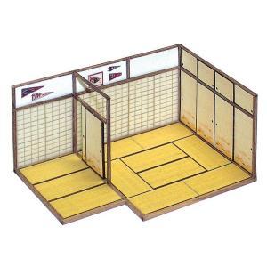 畳セット(古) :エコーモデル ペーパーキット HO(1/80) 233|sakatsu|02