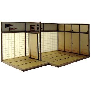 障子セット(B) :エコーモデル ペーパーキット HO(1/80) 237|sakatsu|02