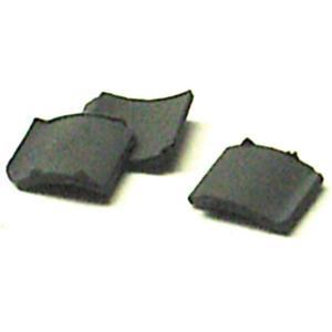 日本瓦(一枚物) 5個入り :エコーモデル 未塗装キット HO(1/80) 347|sakatsu