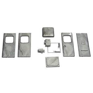 電話ボックス :エコーモデル 未塗装キット HO(1/80) 351|sakatsu|02