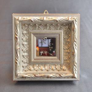 クリスマスやっはー! カミネコ―ミニチュアドールハウス― :近田久美 塗装済完成品 ノンスケール|sakatsu