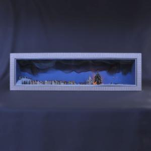 オーロラクリスマス :近田久美 塗装済完成品 ノンスケール|sakatsu