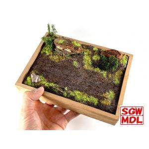 【模型】 立体的な平原キット Wide Plains :ダイオラマワン キット ノンスケール 1005|sakatsu