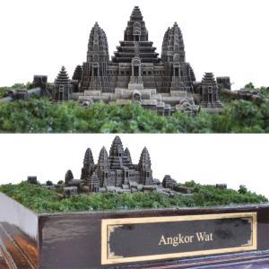 特別完成品 アンコールワット −カンボジア− :ばーちゃわーるど 塗装済完成品 1/2400 VM-012F|sakatsu|05
