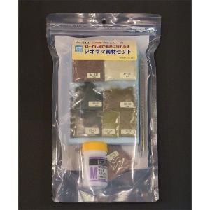 ジオラマ素材セット ローカル線が簡単に作れます 入門用 :モーリン キット N(1/150) 151200000811|sakatsu