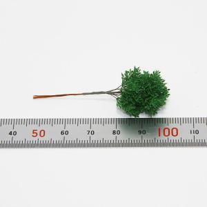 リアルミニチュア樹木模型 広葉枝葉 :ビーズ・デザイン 素材 ノンスケール RMF01|sakatsu
