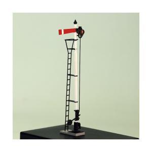1/80 国鉄型腕木信号機(出発) :工房ナナロクニ 塗装済完成品 1/80(HO) 1044 sakatsu