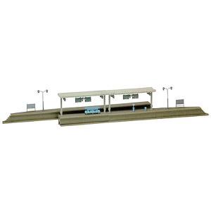 4060 トミックス ミニホームセット(ファイントラック ミニカーブレール対応) :トミーテック キット N(1/150) sakatsu