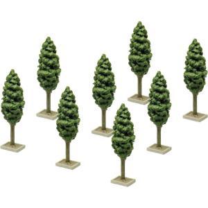 ジオラマ素材009 街路樹 :トミーテック 塗装済みキット N(1/150) 224655|sakatsu