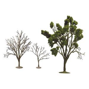 ザ・樹木101 欅(けやき) :トミーテック 塗装済みキット N(1/150) 266433|sakatsu