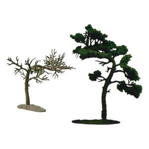 ザ・樹木103 黒松(くろまつ) :トミーテック 塗装済みキット N(1/150) 266457|sakatsu