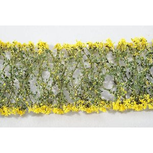 黄色い花 :ミニネイチャー 素材 ノンスケール 998-22|sakatsu