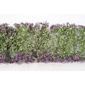 紫の花 :ミニネイチャー 素材 ノンスケール 998-24|sakatsu