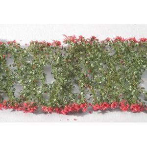 南風に香る サーモンピンクの花 :ミニネイチャー 素材 ノンスケール 998-26|sakatsu
