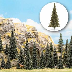 モミの木(針葉樹) 9〜14cm  60本入り :ブッシュ 完成品  6472|sakatsu