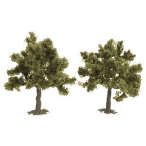 果樹 :ブッシュ 完成品 HO(1/87) 6857|sakatsu