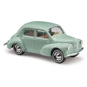 【模型】 ルノー 4CV ライトグリーン :ブッシュ 塗装済完成品 HO(1/87) 46520|sakatsu
