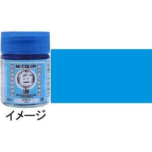 ミスターカラー色ノ源 シアン :クレオス 光沢塗料・塗料添加剤 ノンスケール CR1|sakatsu