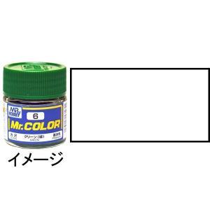 ミスターカラー ホワイト(白) 基本色 :クレオス 光沢塗料 ノンスケール C1|sakatsu