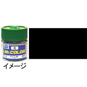 ミスターカラー ブラック(黒) 基本色 :クレオス 光沢塗料 ノンスケール C2|sakatsu