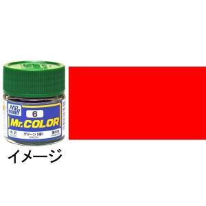 ミスターカラー レッド(赤) 基本色 :クレオス 光沢塗料 ノンスケール C3|sakatsu