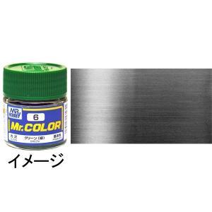 ミスターカラー 黒鉄色 基本色 :クレオス メタリック塗料 ノンスケール C28|sakatsu
