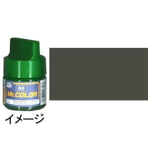 ミスターカラー 軍艦色(2) 日本海軍軍艦ほか :クレオス 半光沢塗料 ノンスケール C32