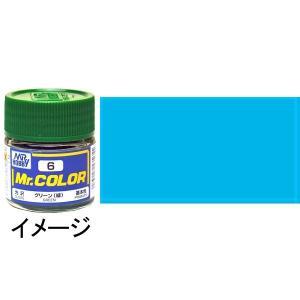 ミスターカラー スカイブルー 基本色 :クレオス 光沢塗料 ノンスケール C34|sakatsu