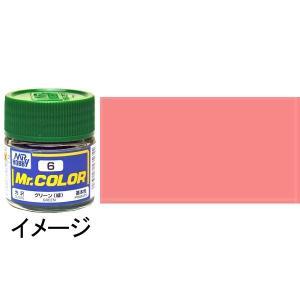 ミスターカラー ピンク(桃) 基本色 :クレオス 光沢塗料 ノンスケール C63|sakatsu