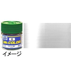 ミスターカラー シャインシルバー 基本色 :クレオス メタリック塗料 ノンスケール C90|sakatsu
