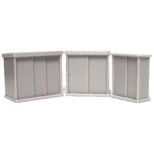 物置小屋 :YSK 未塗装キット N(1/150) 品番273 sakatsu