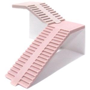 スロープ付き階段 :YSK 未塗装キット N(1/150) 品番388 sakatsu