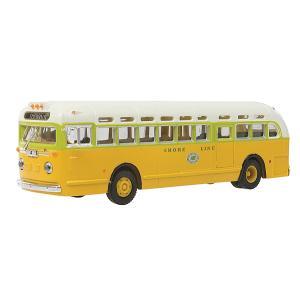 GMC TD 3610 トランジットバス シカゴ :ミニメタル 完成品 HO(1/87) 32302|sakatsu