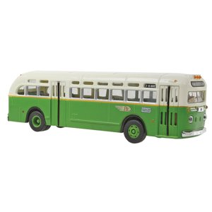 GMC TD 3610 トランジットバス フィラデルフィア :ミニメタル 完成品 HO(1/87) 32305|sakatsu