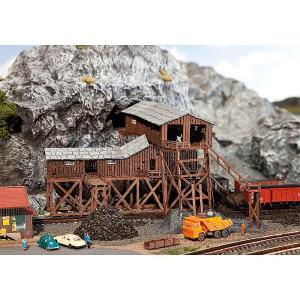 古い炭鉱 :ファーラー 塗装済みキット N(1/160) 222205|sakatsu