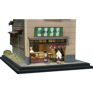 昭和紀行ゴールドシリーズ 「煎餅屋」 :さかつう 未塗装キット HO(1/87) 0501|sakatsu|02