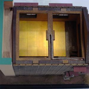 昭和紀行ゴールドシリーズ 「煎餅屋」 :さかつう 未塗装キット HO(1/87) 0501|sakatsu|06