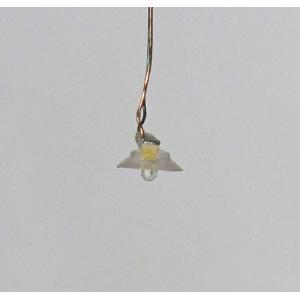 電灯笠 LED付 2セット :さかつう 素材 HO(1/87) 1503|sakatsu