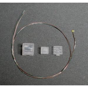 小型テレビ LED付き :さかつう 未塗装キット HO(1/87) 1507|sakatsu