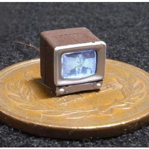小型テレビ LED付き :さかつう 未塗装キット HO(1/87) 1507|sakatsu|02