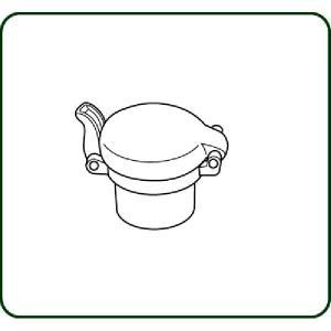 クイックフュエラー・キャップ 旧型(磨きなし) :さかつう ディテールアップ 1/24 3027|sakatsu