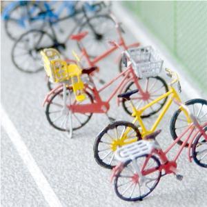 【模型】 自転車 ※こばる同等品 :さかつう 未塗装組み立てキット N(1/150) 3831 sakatsu