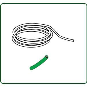 極細コード 外径約0.38mm 緑色 :さかつう 素材 ノンスケール 4514|sakatsu